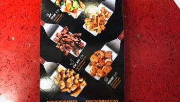 Menutexrestaurant Menus For Texaspho One Menu Lewisville