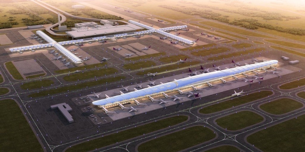 Ibibuga by'indege binini: Ikibuga cy'indege cya Suvarnabhumi Airport