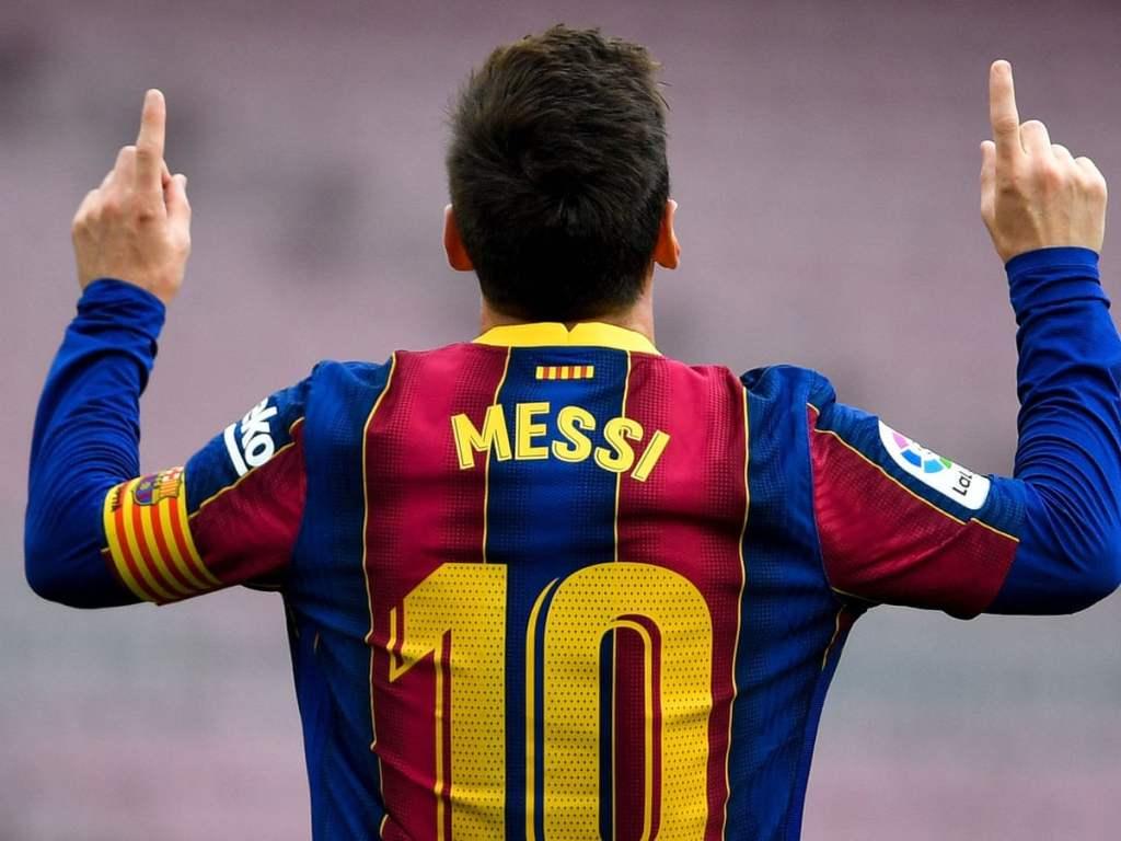 Lionel Messi afite uduhigo twinshi