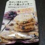 香ばしく焼き上げたオーツ麦のクッキーレーズン&チョコチップの感想