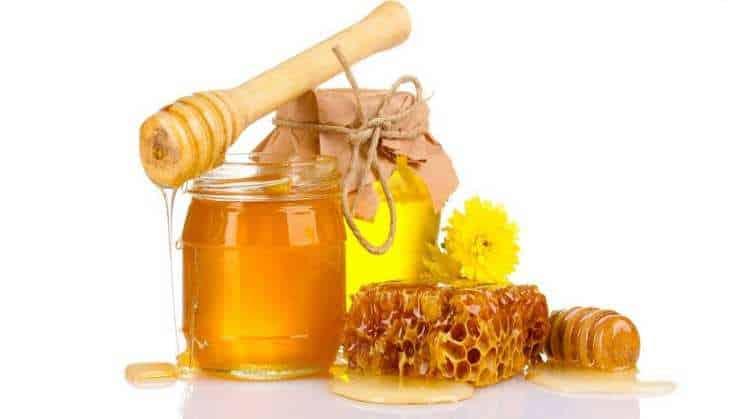 Mật ong giúp chữa tiêu chảy an toàn