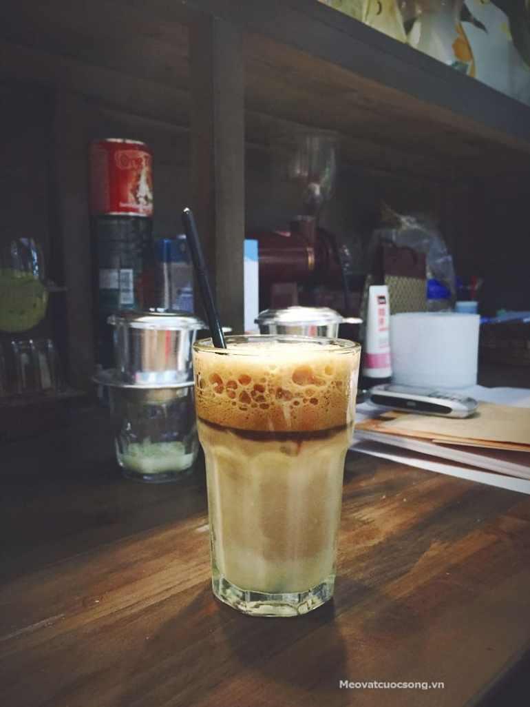 Cafe bạc xỉu thường