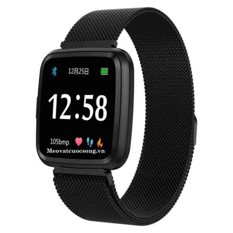 Đồng hồ đeo tay thông minh đo chỉ số SpO2
