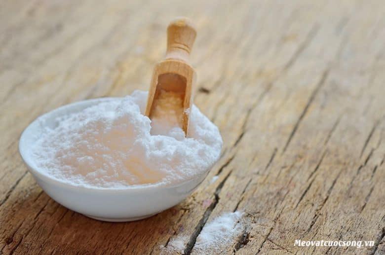 Baking soda chữa hôi chân hiệu quả