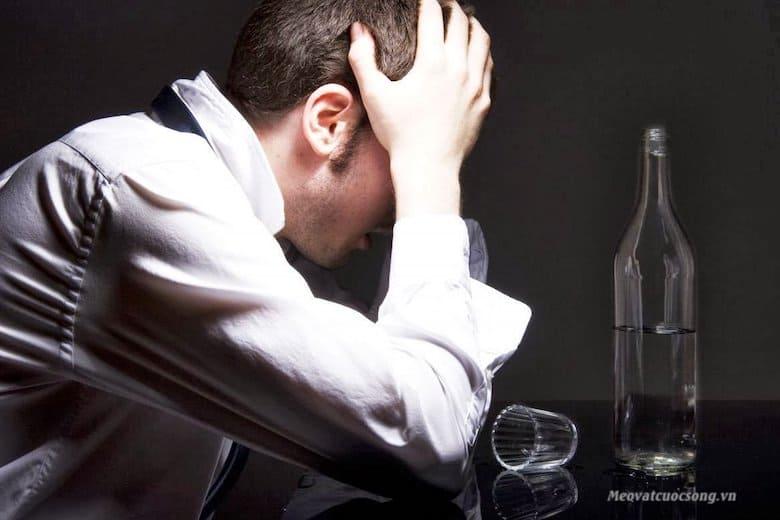 Mẹo cai nghiện rượu tự nhiên an toàn