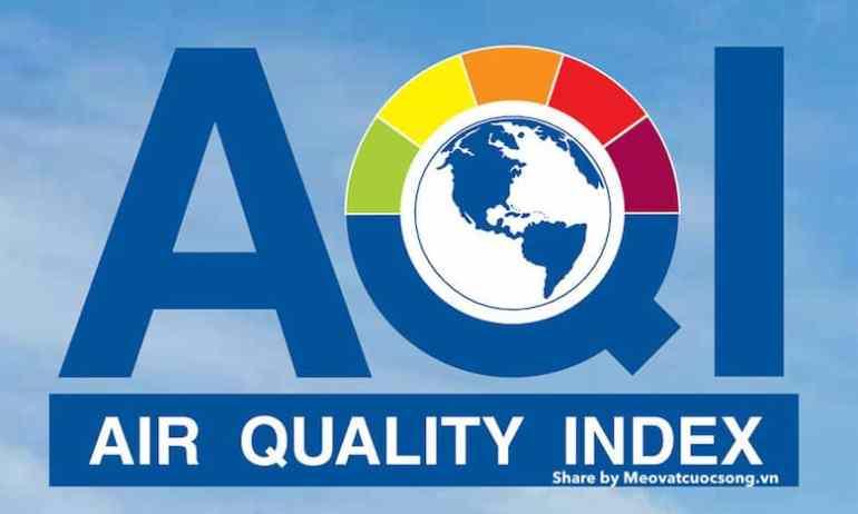 Chỉ số AQI là gì?
