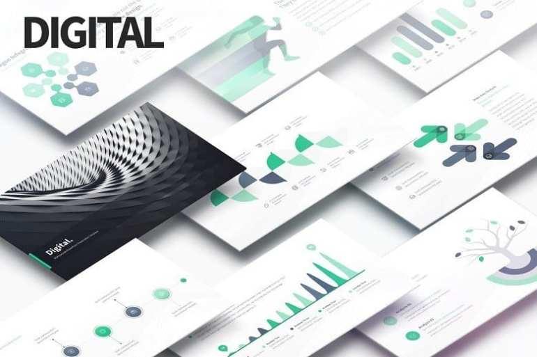 Digital – Multipurpose PowerPoint Presentation
