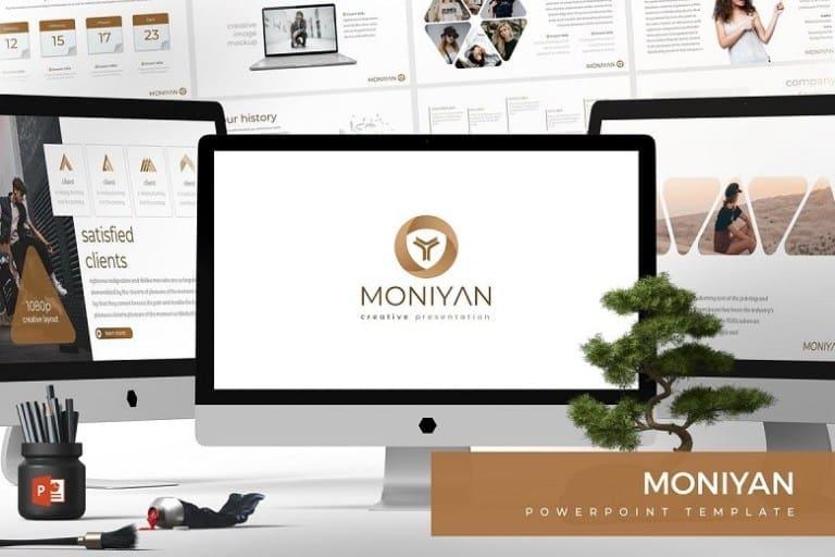 Moniyan – Powerpoint Template