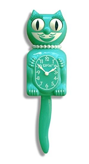 cat clocks