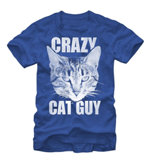 cat dad tshirt mens