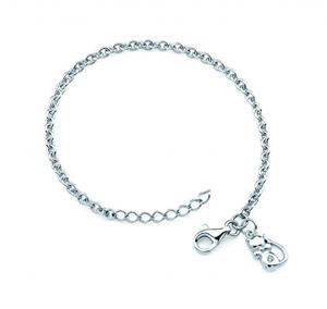 diamond cat bracelet
