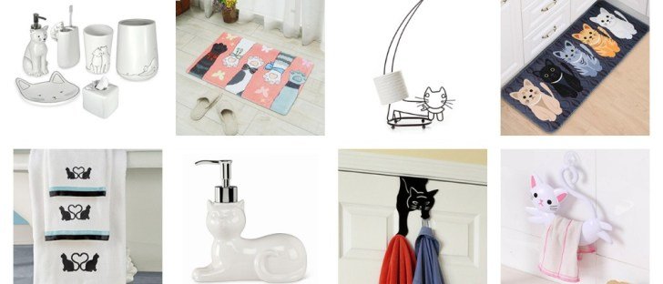 cat bath accessories feature