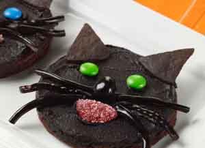 halloween cat cookies recipes