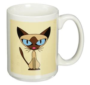 siamese cat mugs