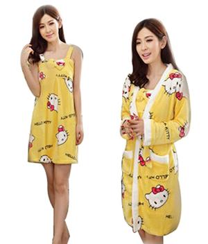 womens cat pajamas