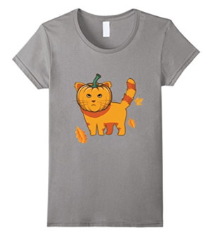 fall cat tshirts