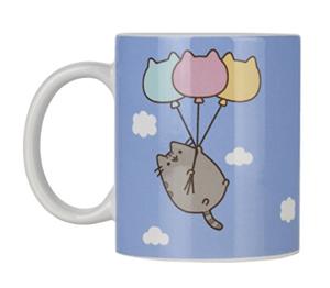 pusheen the cat mug