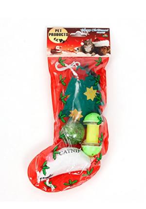 christmas cat toys
