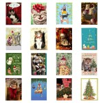 cat christmas cards feature