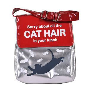 reusable cat lunch bags totes