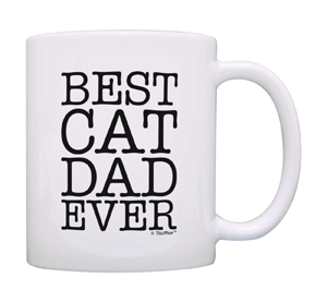 fathers day gifts cat dad