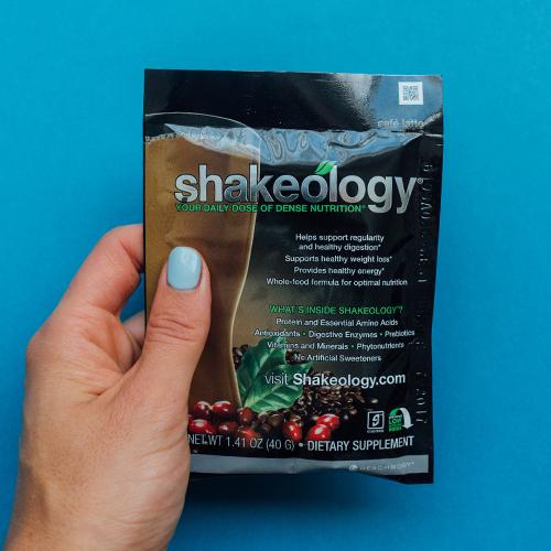 Healthy snack ideas - Shakeology