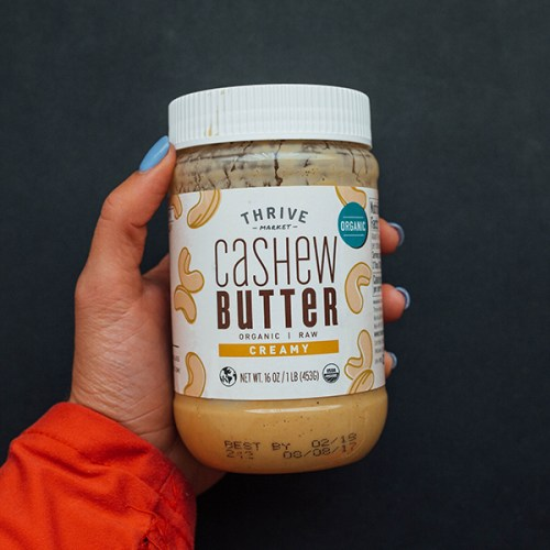 Product 5 - Cashew Butter