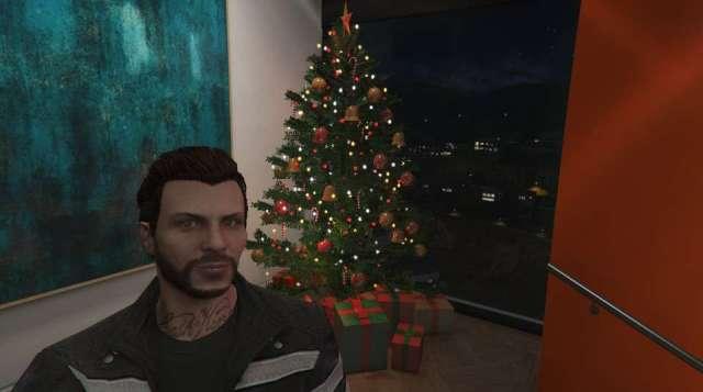 GTA XMass Tree