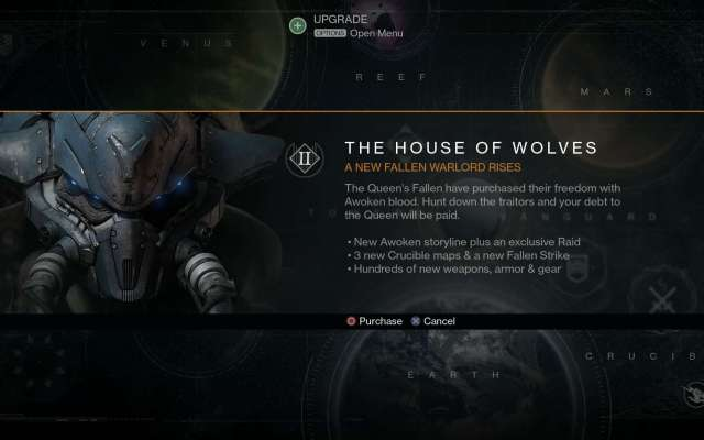 house of wolves dlc