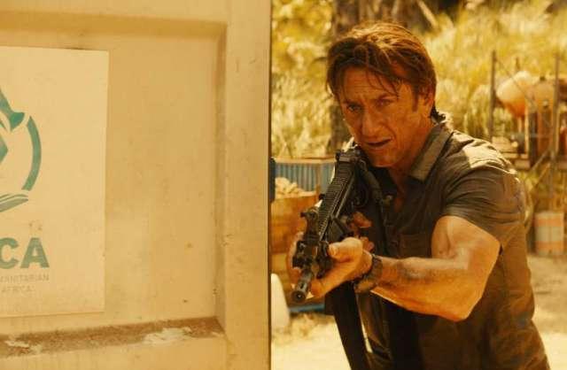THE GUNMAN - Sean Penn - 1st photo