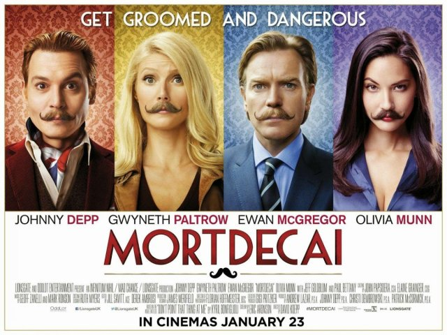 Free download bluray 1080p 720p movie google drive Mortdecai, USA, 2015, David Koepp, Johnny Depp, Gwyneth Paltrow, Ewan McGregor
