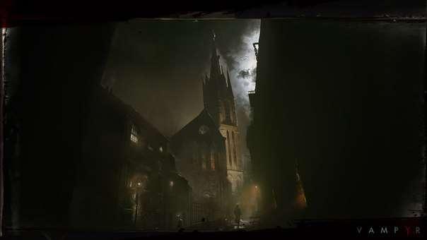 Vampyr Art 3
