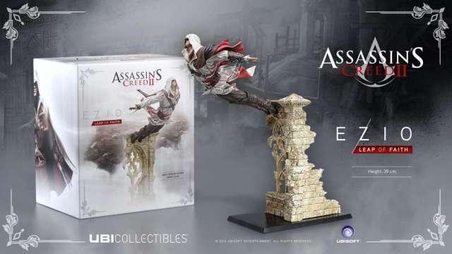 Ezio Leap of Faith