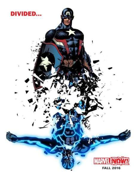 Mosaic – Captain America