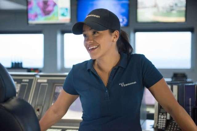DEEPWATER HORIZON, Gina Rodriguez, 2016. ph: David Lee/©Summit Entertainment