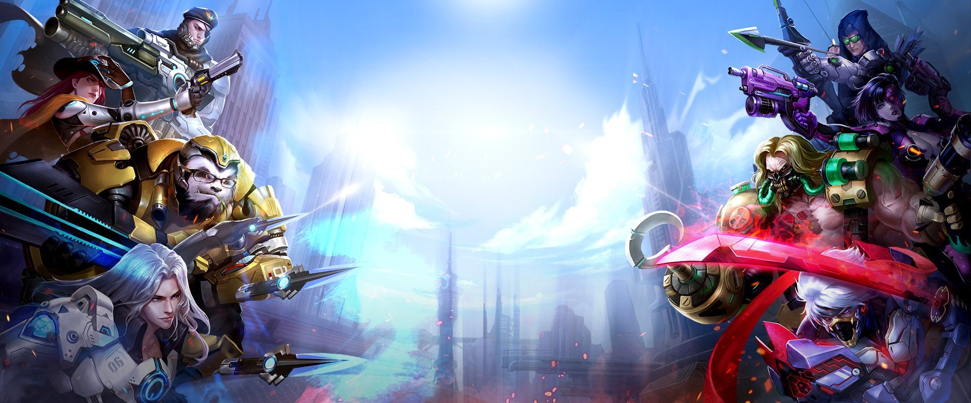Конец эпохи Blizzard: в Китае создан новый шутер полностью слизанный с Overwatch