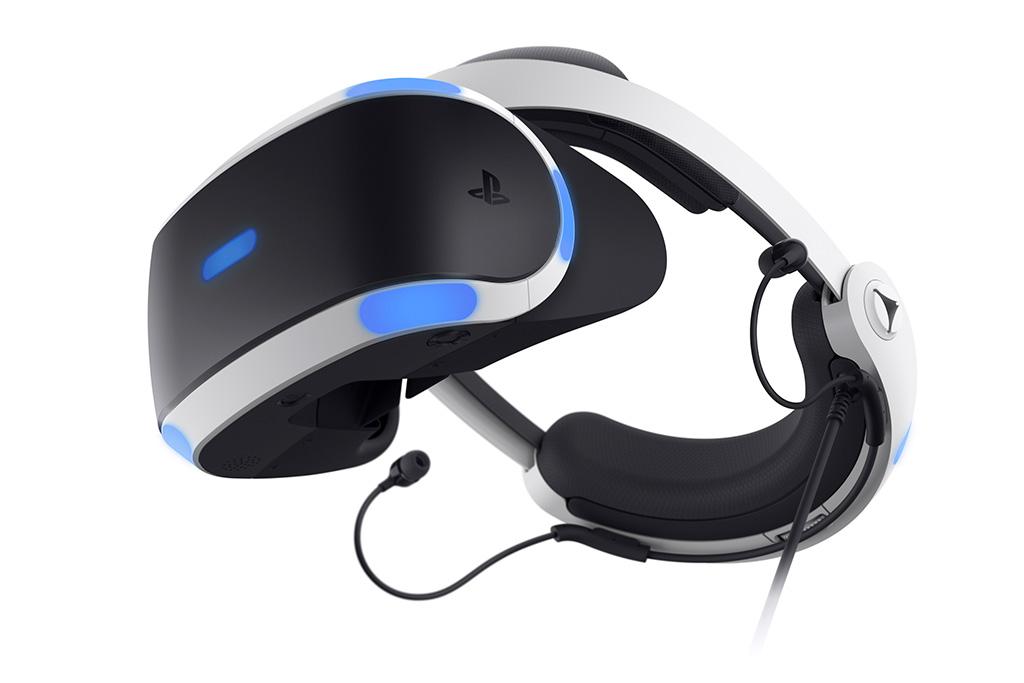 Сони анонсировала новую модель PS VR