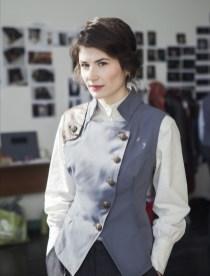 Елизавета Рыжих в роли Лары