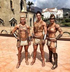 Тренировочная одежда в «Чудо-женщине»