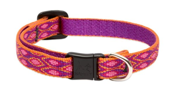 Premium Safety Collar - Alpen Glow, 8-12""