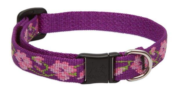 """Premium Safety Collar - Rose Garden, 8-12"""""""