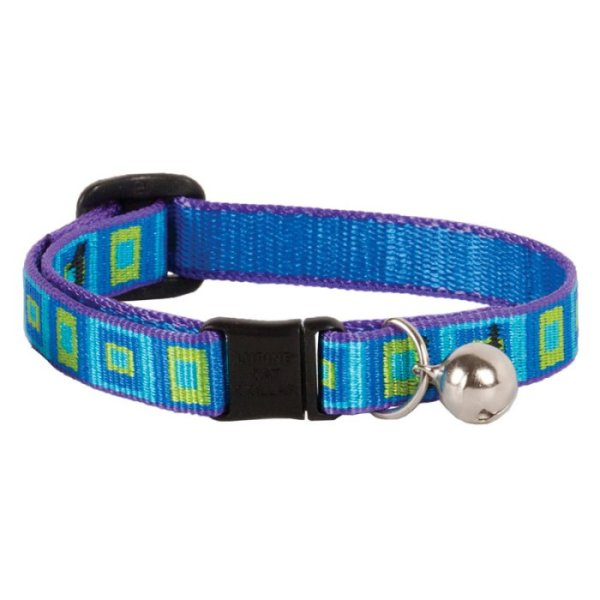 Premium Safety Collar - Sea Glass, 8-12
