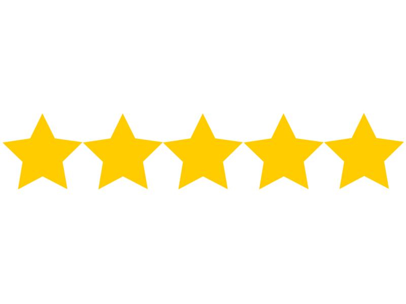 מי פנוי - דירוג 5 כוכבים