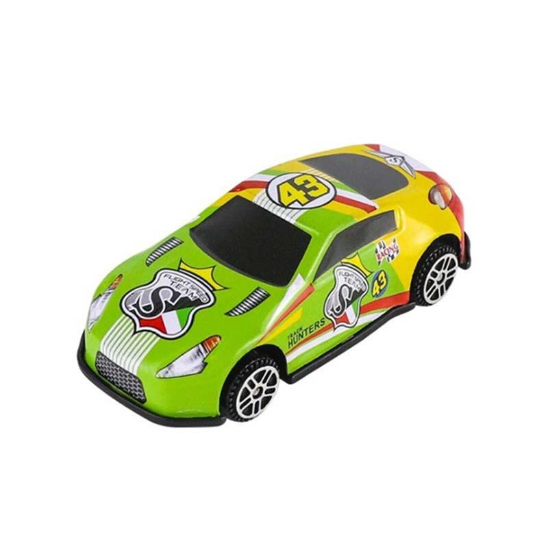 סט ילדי צעצוע מרוצי מכוניות