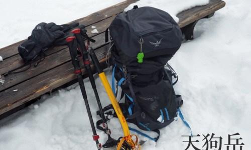 八ヶ岳天狗岳