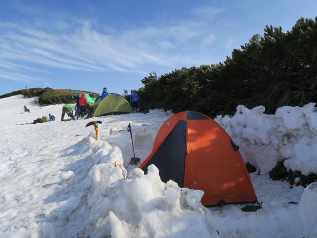 ファイントラック「カミナドーム」 寝てみて感じた機能の高さ、唯一感じた欠点と~山岳テント