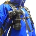 【レビュー】登山のカメラ携行を劇的に便利にする、進化したpeak designの「キャプチャーV3」を3ヶ月間冬期登山で使ってきた結果と、装着個所についての考察