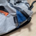 【ミューオンパック・エクスペディション】250gのULバックパックに日帰り雪山登山装備をパッキング