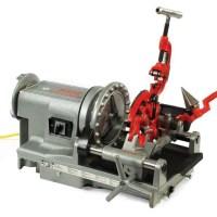 RIDGID Pipe Threader 110V - Type 1233 | MEP Hire