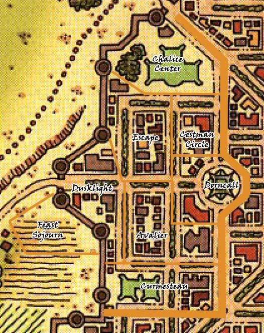 Rordans Gate  Mephit James Games